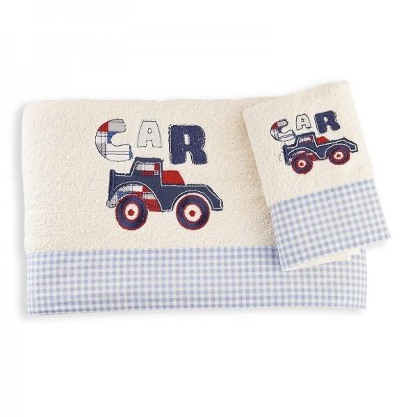 Πετσέτες (σετ) Dim Collection Car 28