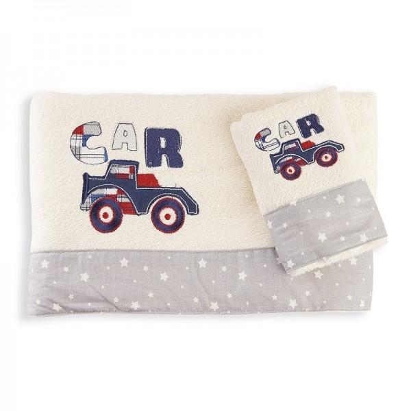 Πετσέτες (σετ) Dim Collection Car 30