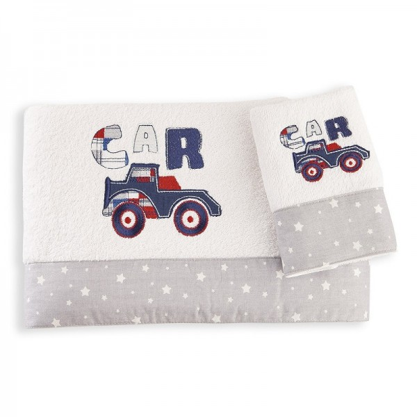 Πετσέτες (σετ) Dim Collection Car 31
