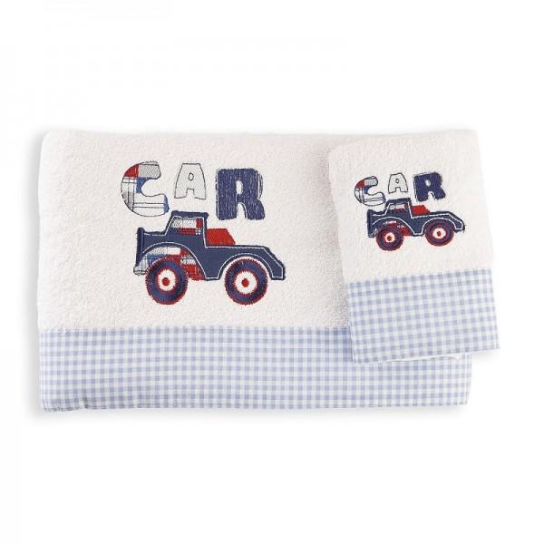 Πετσέτες (σετ) Dim Collection Car 32