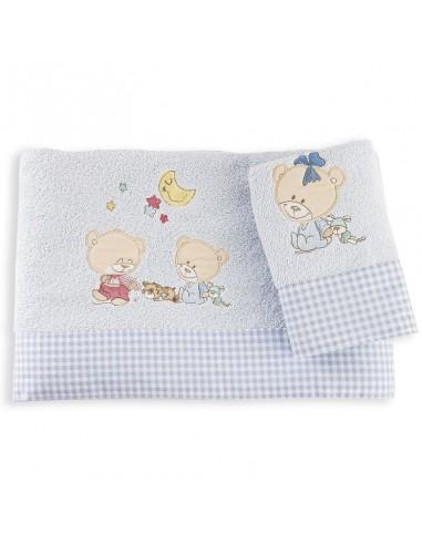 Πετσέτες (σετ) Dim Collection Happy Bears 19