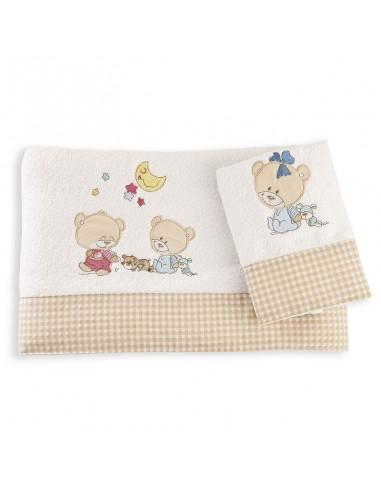 Πετσέτες (σετ) Dim Collection Happy Bears 21