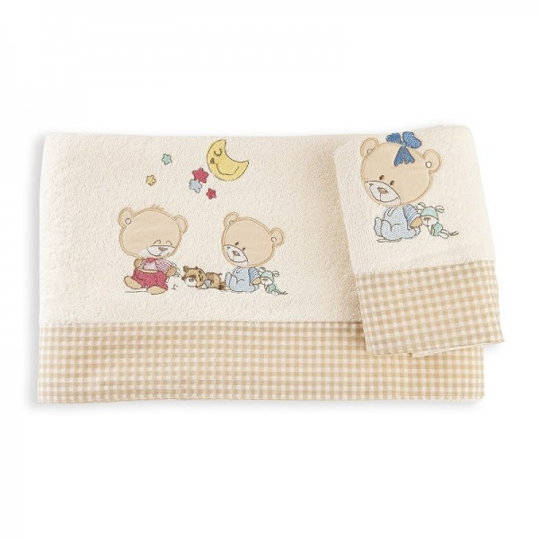 Πετσέτες (σετ) Dim Collection Happy Bears 22