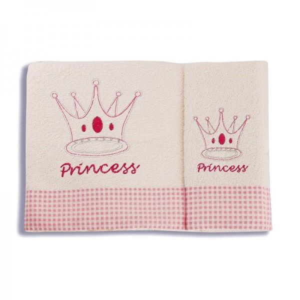 Πετσέτες (σετ) Dim Collection Princess 34