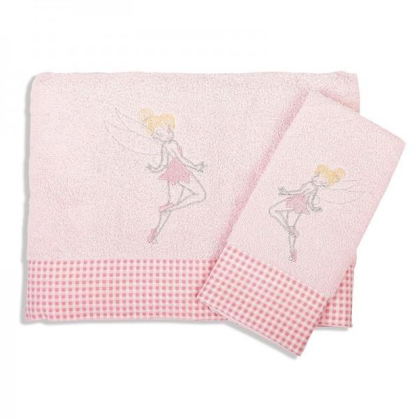 Πετσέτες (σετ) Dim Collection Νεράϊδα 37