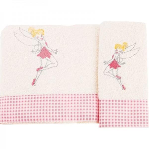 Πετσέτες (σετ) Dim Collection Νεράϊδα 38