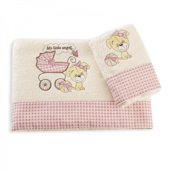 Πετσέτες (σετ) Dim Collection My Angel 08
