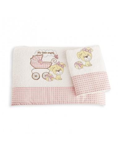 Πετσέτες (σετ) Dim Collection My Angel 09