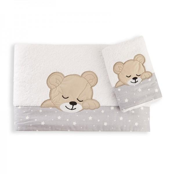 Πετσέτες (σετ) Dim Collection Sleeping Bear Cub 10