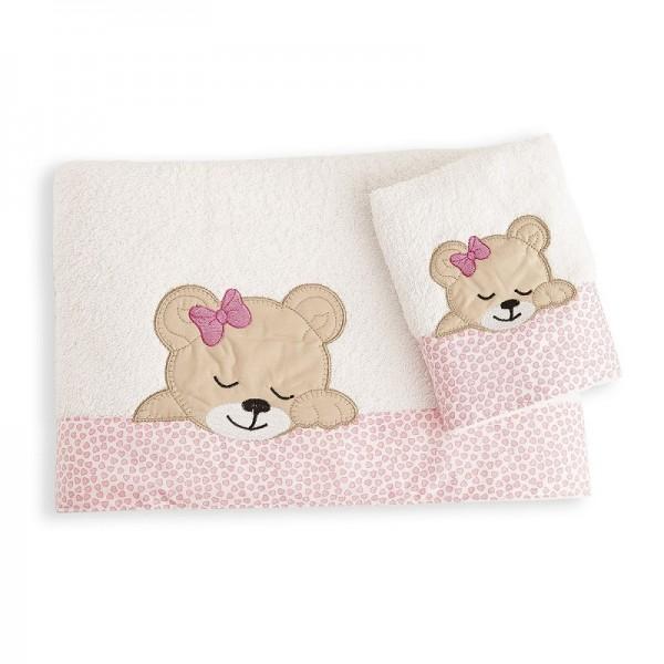 Πετσέτες (σετ) Dim Collection Sleeping Bear Cub 12