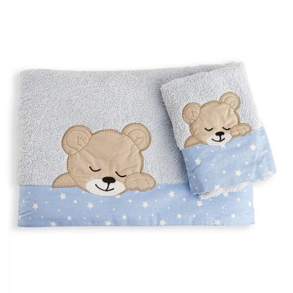 Πετσέτες (σετ) Dim Collection Sleeping Bear Cub 13