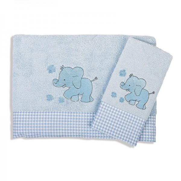 Πετσέτες (σετ) Dim Collection Ελεφαντάκι 16