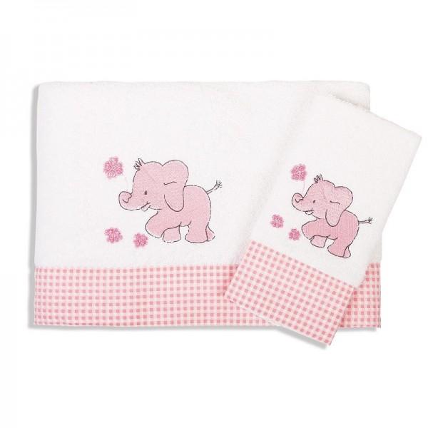 Πετσέτες (σετ) Dim Collection Ελεφαντάκι 17