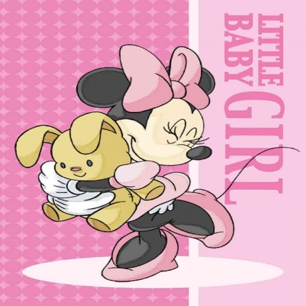 Πετσέτα Προσώπου Dim Collection Minnie 01