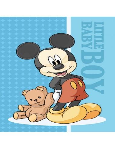 Πετσέτα Προσώπου Dim Collection Mickey 01
