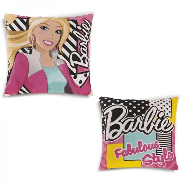 Διακοσμητικό Μαξιλάρια Δύο Όψεων Disney Dim Collection Barbie 09