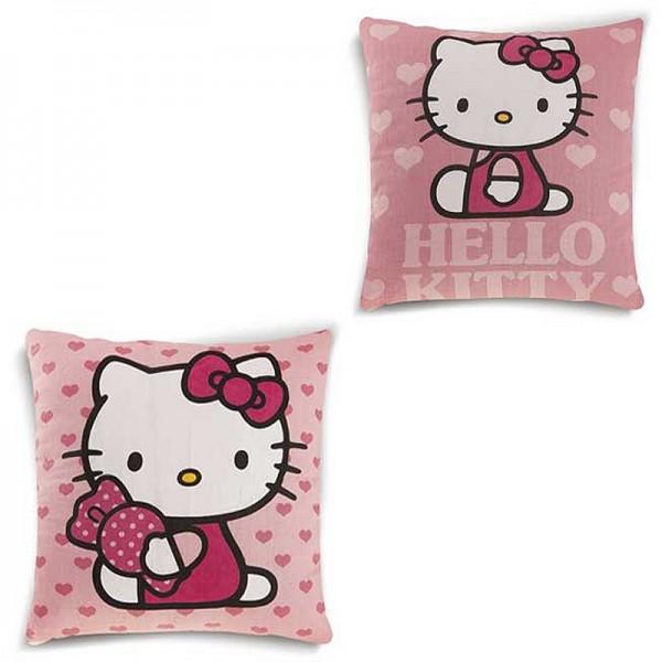 Διακοσμητικό Μαξιλάρι Δύο Όψεων Disney Dim Collection Hello Kitty 01