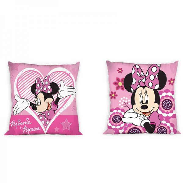 Διακοσμητικό Μαξιλάρι Δύο Όψεων Disney Dim Collection Minnie 26