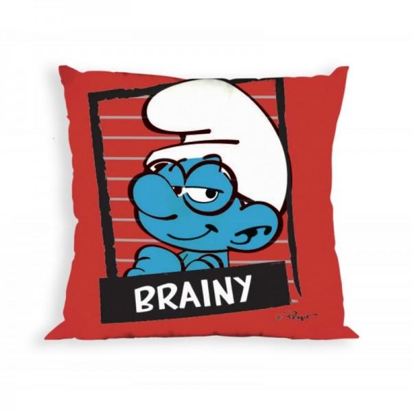 Διακοσμητικό Μαξιλάρι Disney Dim Collection Smurfs 17