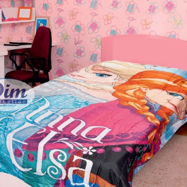 Πάπλωμα Μονό Δύο Όψεων Disney Dim Collection Frozen 510
