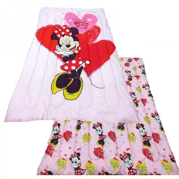 Πάπλωμα Μονό Δύο Όψεων Disney Dim Collection Minnie 031