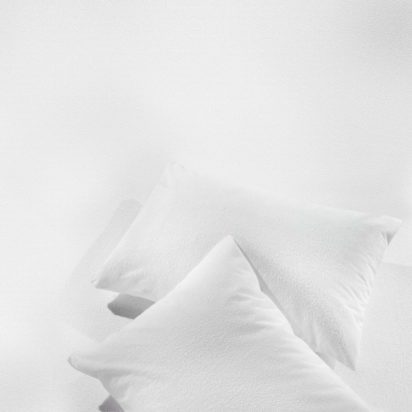 Ζεύγος Μαξιλαροθήκες Αδιάβροχες Nima Home Abbraccio Terry