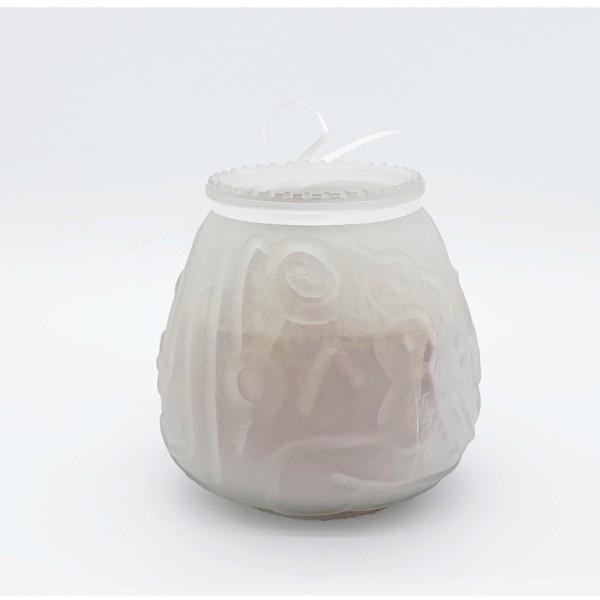 Κερί Αρωματικό Γυάλινο Ματ E-2009 Chocolate