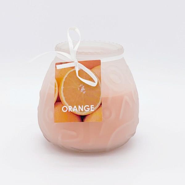 Κερί Αρωματικό Γυάλινο Ματ E-2009 Orange